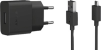 Sony UCH20 Quick Charger inkl. Micro USB-Kabel 1 m schwarz