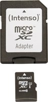 Intenso MICRO Secure Digital Card Micro SD Class 10 UHS-I, 128 GB Speicherkarte