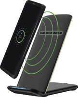 KRAM Charge Pit Wireless Charging Stand - induktive Ladestation black