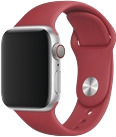 Apple Watch 44 mm Sportarmband (PRODUCT) RED  - S/M u. M/L